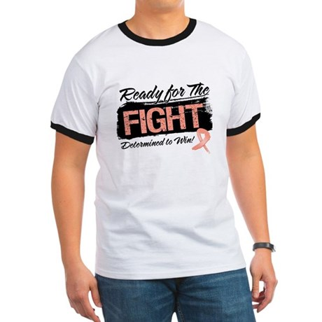 Ready Fight Uterine Cancer Ringer T