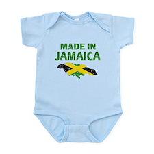 Made In Jamaica Infant Bodysuit