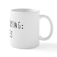 """Next Mood Swing: 6 Minutes"" Mug"