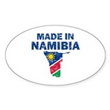 Made In Namibia Decal