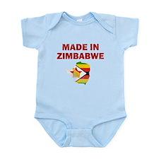 Made In Zimbabwe Infant Bodysuit