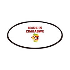 Made In Zimbabwe Patches