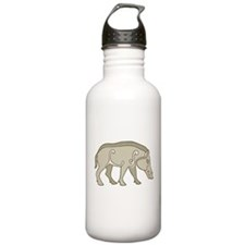 Pictish Boar Water Bottle