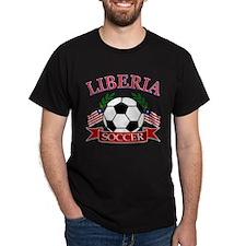 Liberia Football T-Shirt