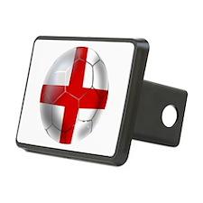 English Football Rectangular Hitch Cover