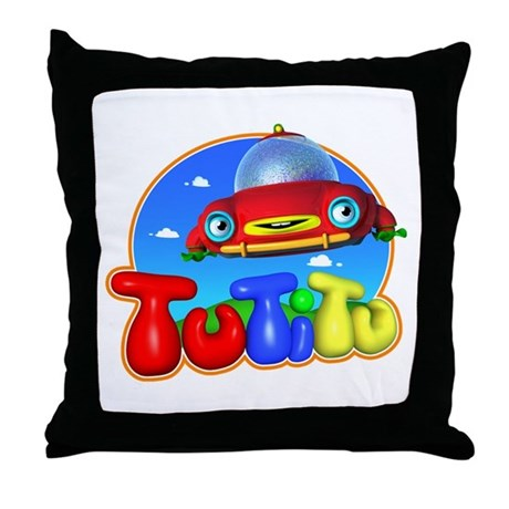 TuTiTu Blue sky Throw Pillow