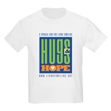 Hugs & Hope Kids T-Shirt