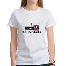 I Love Jello Shots Tee
