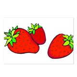 Strawberry19 Postcards (Package of 8)