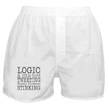 LOGIC Boxer Shorts