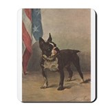 Maud Earl's Boston Terier Mousepad