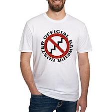 OFFICIAL BARRIER BUSTER Shirt