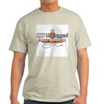 DIS Unplugged Ash Grey T-Shirt