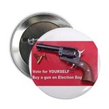 "Vote For Yourself 2.25"" Button (100 pack)"