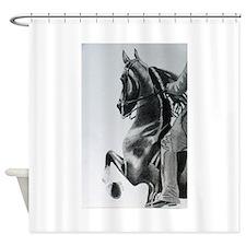 Saddlebred Shower Curtain