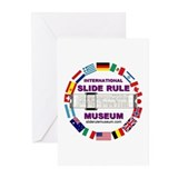 ISRM Ring Logo Greeting Cards (Pk of 20)