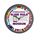 ISRM Ring Logo Wall Clock