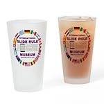 ISRM Ring Logo Drinking Glass