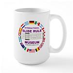 ISRM Ring Logo Large Mug
