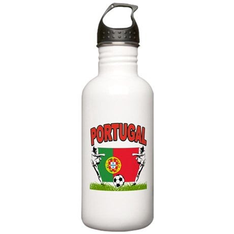 Portugal World Cup Soccer Stainless Water Bottle 1