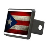 Puerto Rico Rectangular Hitch Cover