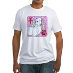 Year of the Sheep Fitted T-Shirt