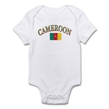 Cameroon Football Infant Bodysuit