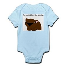 Wombat Infant Bodysuit