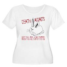 death awaits T-Shirt