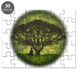 Buddha Under the Bodhi Tree Puzzle