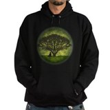 Buddha Under the Bodhi Tree Hoodie