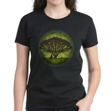 Buddha Under the Bodhi Tree Tee