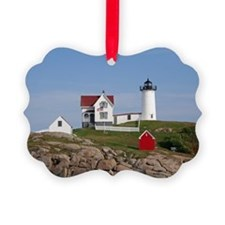 Nubble Light Ornament