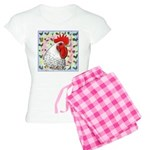 Roosters! Women's Light Pajamas