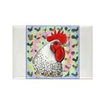 Roosters! Rectangle Magnet