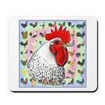 Roosters! Mousepad