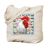 Roosters! Tote Bag