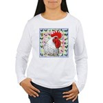Roosters! Women's Long Sleeve T-Shirt
