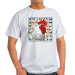 Roosters! Light T-Shirt