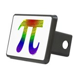 Evan's Pi #1 Rectangular Hitch Cover