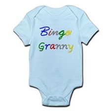 Bingo Granny Infant Bodysuit