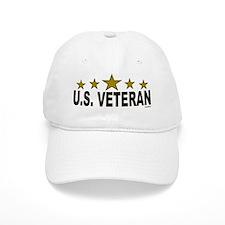 U.S. Veteran Baseball Cap