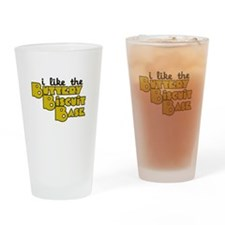Buttery Biscuit Base Drinking Glass