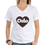 Oslo Women's V-Neck T-Shirt