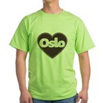 Oslo Green T-Shirt
