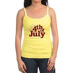 4th of July Jr. Spaghetti Tank