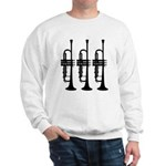 Triple Trumpet Sweatshirt