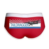 Aircraft Taildragger Women's Boy Brief