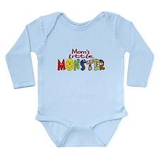 mom monster.png Long Sleeve Infant Bodysuit