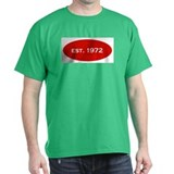 Unique 1972 birth T-Shirt